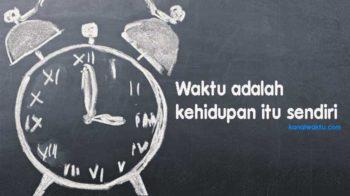 Pengertian Waktu