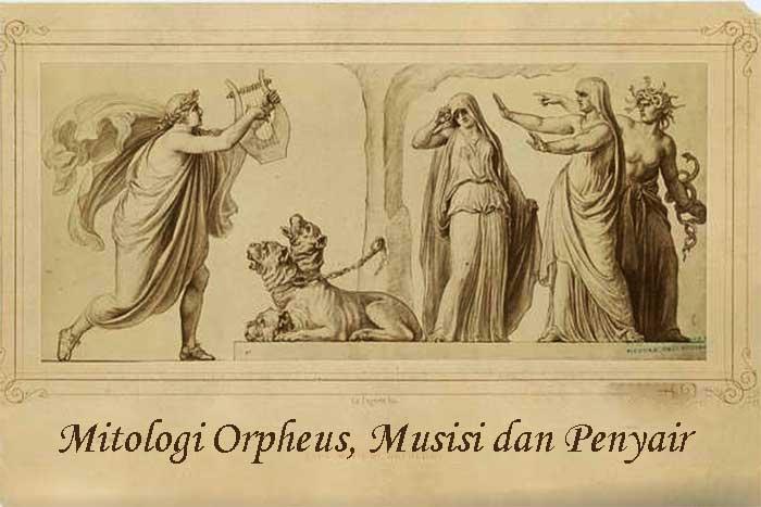Mitologi Orpheus, Musisi dan Penyair